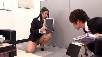 कमबख्त जापानी कार्यालय मोटा वेश्या